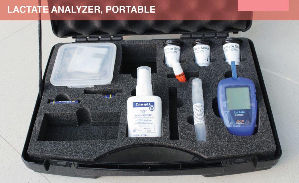 Lactate Analyzer Portable